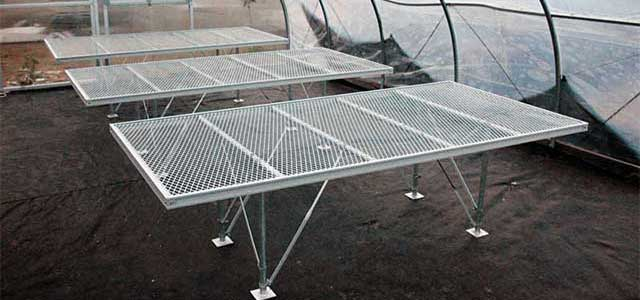 GREDI-GRO Greenhouse Bench Kits