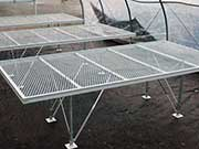REDI-GRO Greenhouse Bench Kits