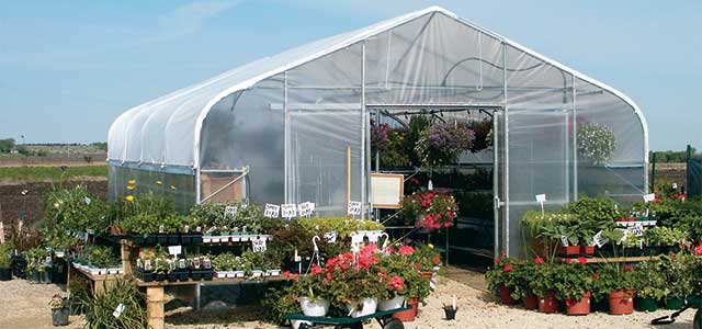 Bench-Mart Greenhouse