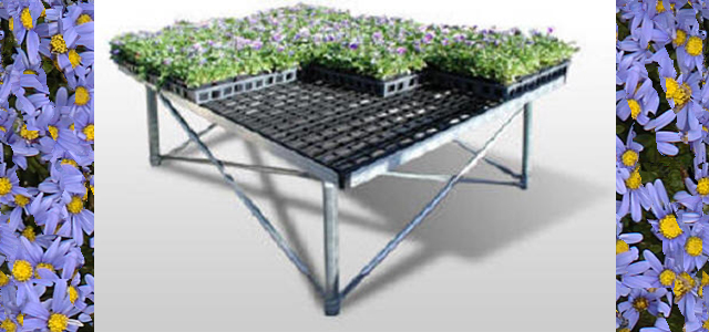 Greenhouse Benches-Dura-Bench Ultra