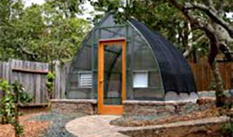 Greenhouse Manufactures Wooden Greenhouses Gothic Arch