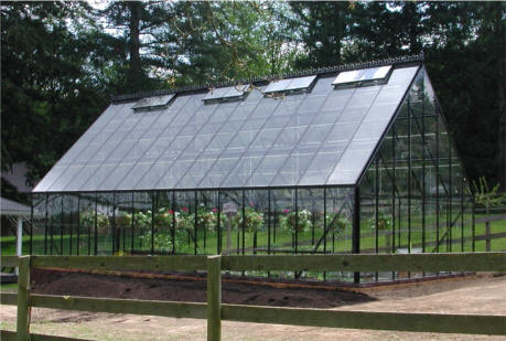 Cape Cod Glass Series Greenhouses