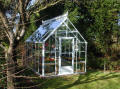Cape Cod Glass Greenhouses.8'W x 12' L,white