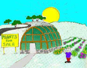 by: Gothic Arch Greenhouses