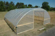 gothic arch greenhouses-Increase crop quality, yield and profits! Save on water,