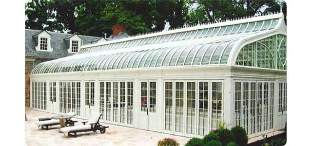 Classic Gothic Conservatory