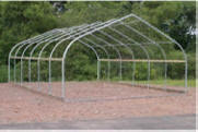 Cold Frame & High Tunnels-Gothic cold frame