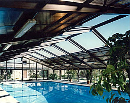 Commercial Pool Enclosures