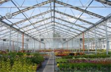 Commercial Greenhouse - Retractable Roof Greenhouses