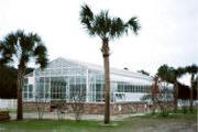 Research greenhouses are designed to provide a comfortable environment to achieve optimum results in curved or straight eave configurations. All high-end research level greenhouses are constructed of maintenance free aluminum framing members.