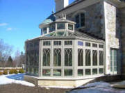 Custom Greenhouses-Luxury Greenhouse,conservatories