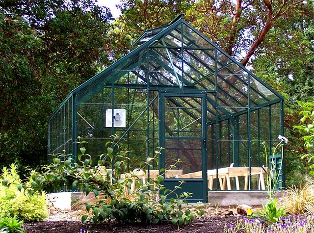 Cottage Glass Greenhouses Gothic Arch Greenhouses