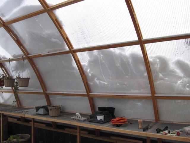 Wood greenhouses greenhouse manufactures gothic arch for Gothic greenhouse plans