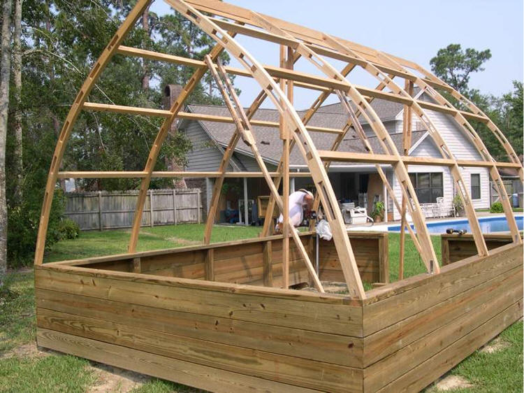 Gothic Arch Greenhouses Review Art R