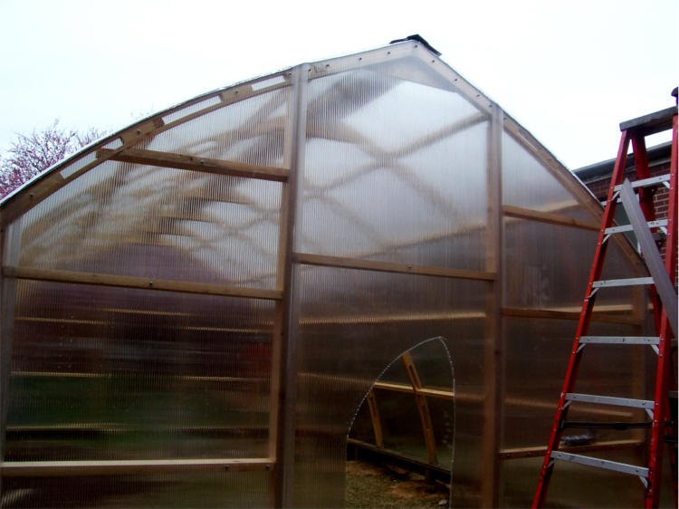 Gothic Arch Greenhouses Review Alamuchy Elementary School