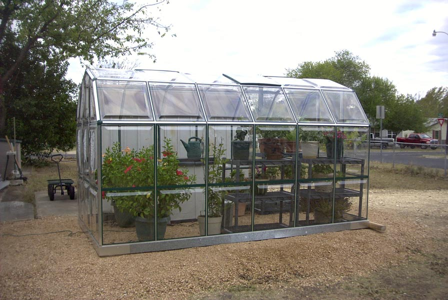 Gothic Arch Greenhouses Review T Bersch