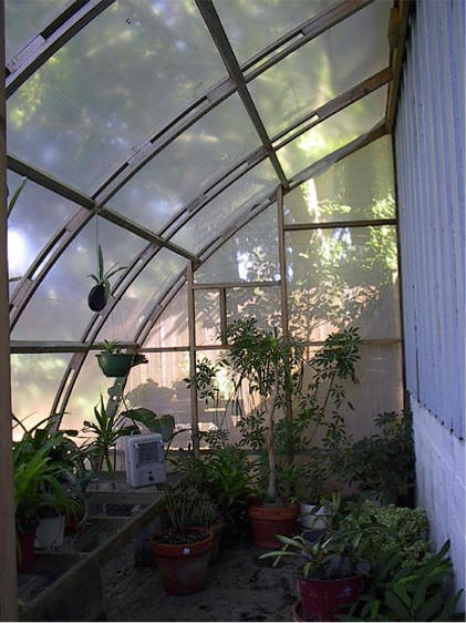 Gothic Arch Greenhouses Review C Sierke