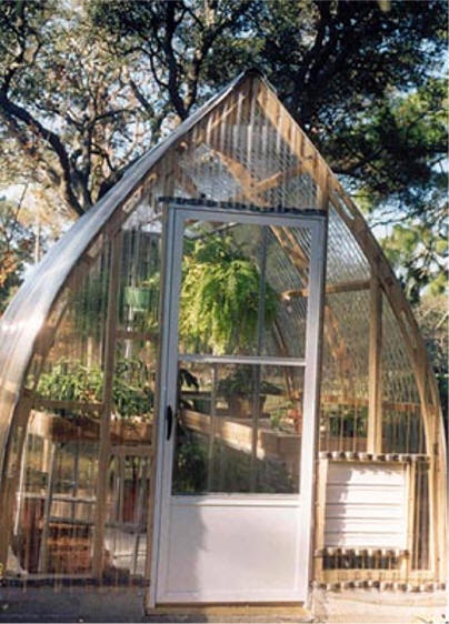 Gothic Arch Greenhouses Review J Montgomery