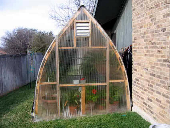 Gothic Arch Greenhouses Review M Watson
