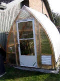 8' x 12' Gothic Arch Greenhouse