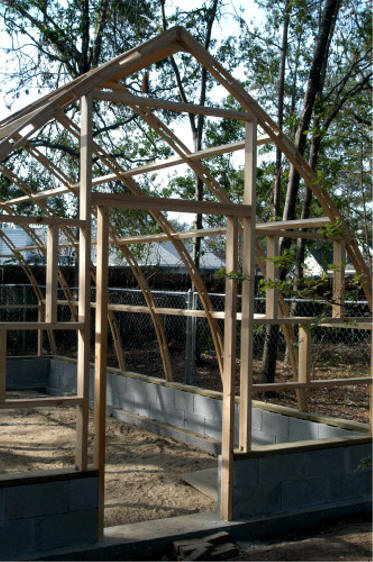 Gothic Arch Greenhouses Review P Manis