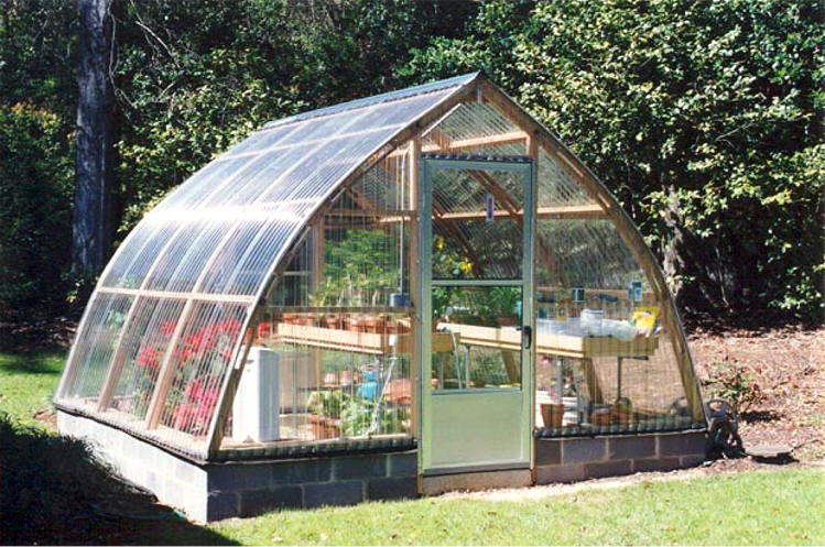 Gothic Arch Greenhouses Review R Meador