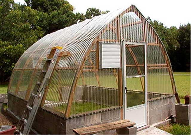 1000 images about greenhouse on pinterest greenhouses for Gothic greenhouse plans
