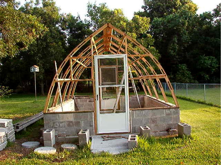 New mexico for Gothic arch greenhouse plans