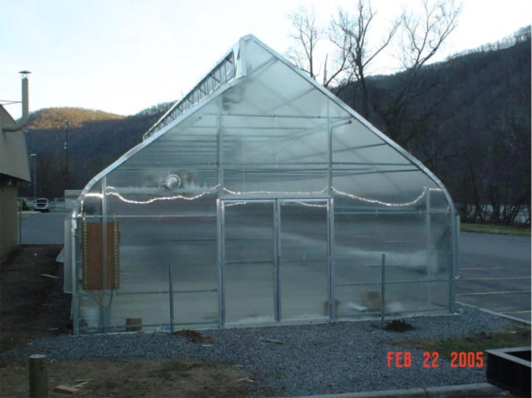 Gothic Arch Greenhouses Review Summers County High School
