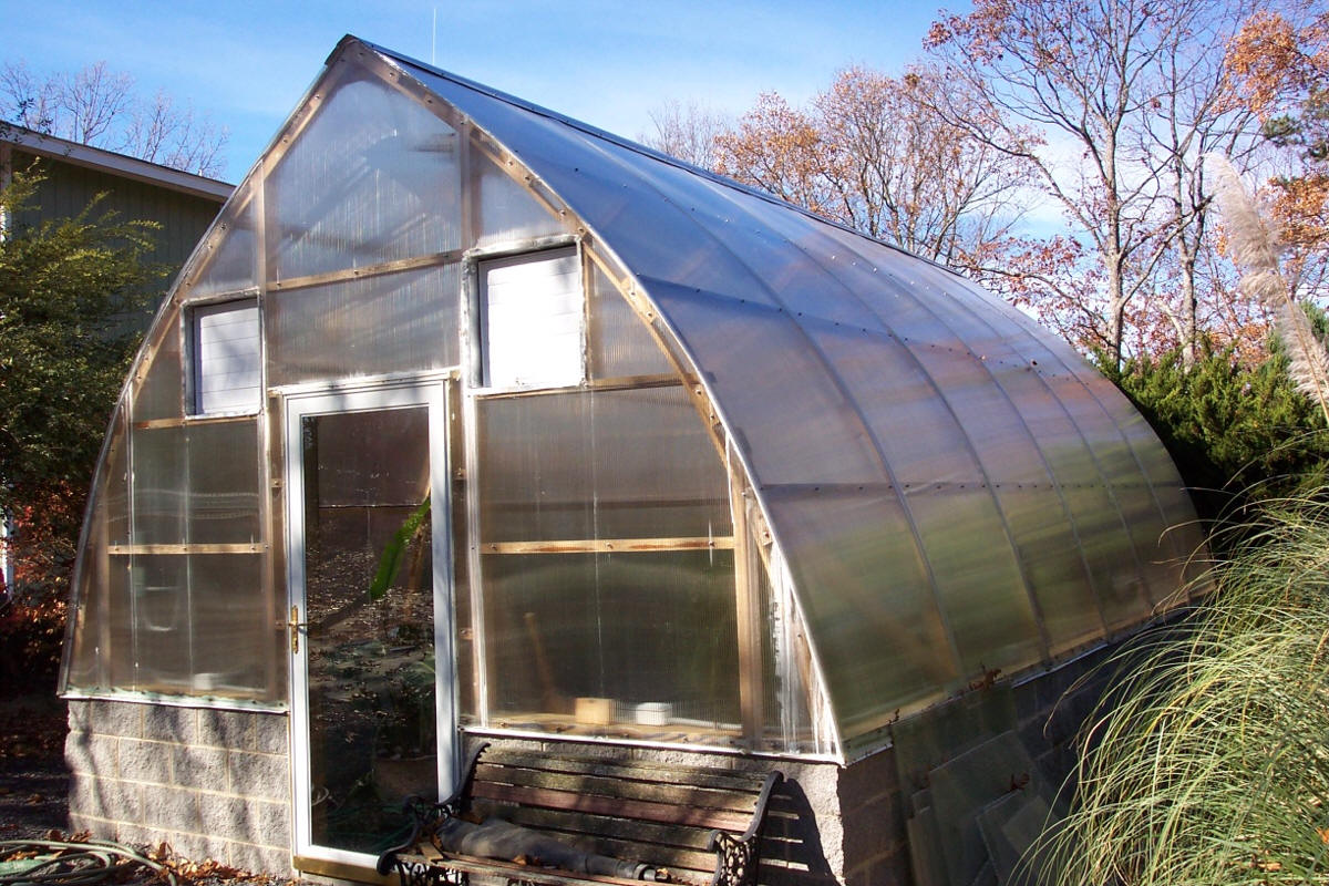 Gothic Arch Greenhouses Review J Tann