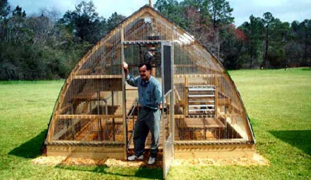 Gothic Arch Greenhouses Review