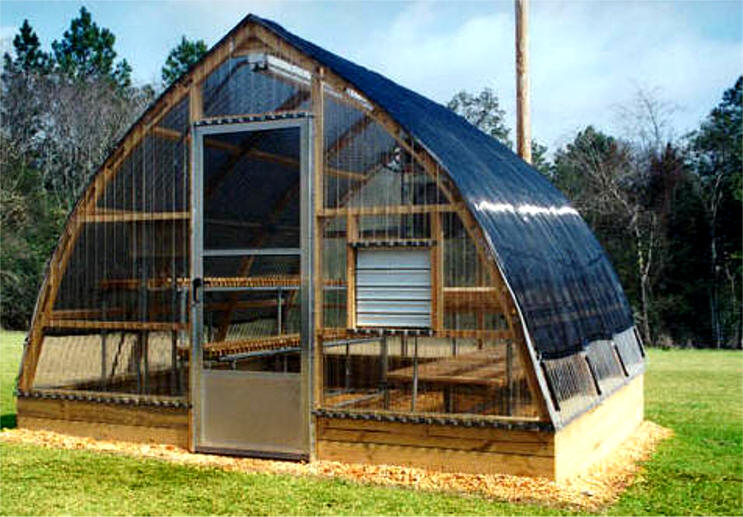 Gothic Arch Greenhouses Review Thompson
