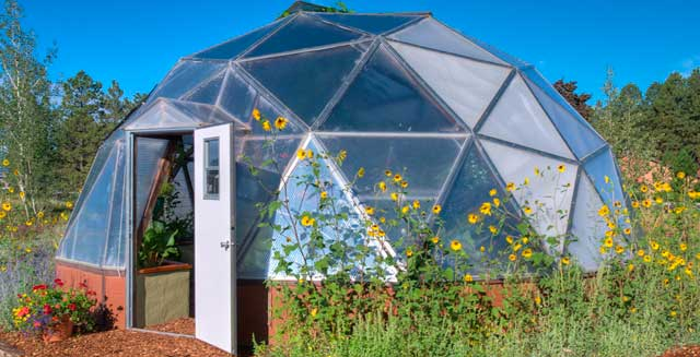 dome greenhouse kits - Commercial Greenhouse Kits