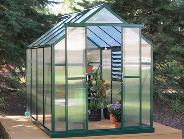 Element Premium Greenhouse Kits Sale Gothic Arch Greenhouses