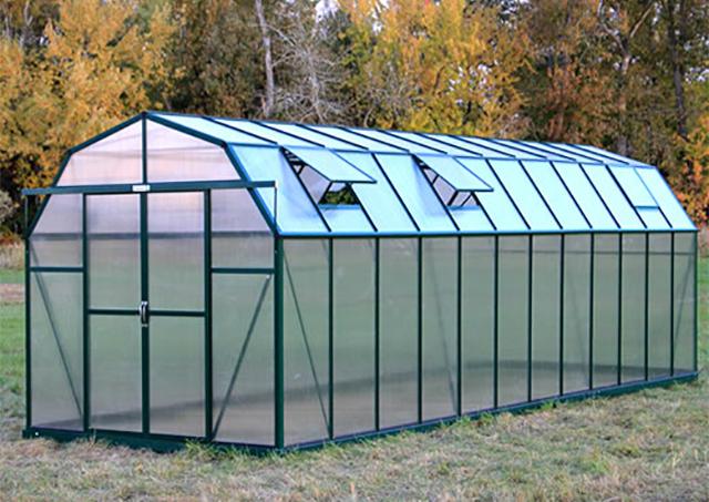 Elite Gothic Arch Greenhouses