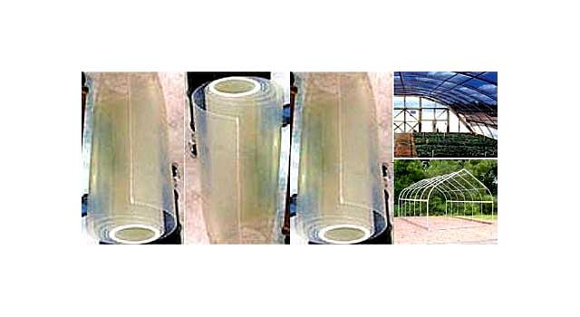 Fiberglass Panels-Greenhouse Covering