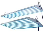 NW 44 & 48 T5 HO Fluorescent Light Fixtures