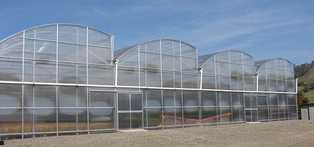 Free Air Series 5000 Greenhouse