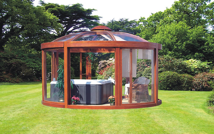 Garden Prince Sunroom| Gothic Arch Greenhouses