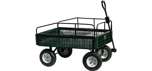 Garden Crate Wagon