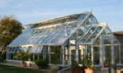 Custom Glass Greenhouses