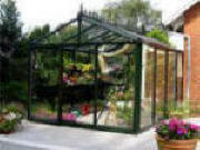 Victorian glass greenhouse kits are classic English glass greenhouses.It's the best for your backyard.