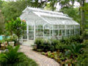 AC Glass Greenhouse kits are a top quality greenhouses from Gothic Arch Greenhouses
