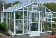 Traditional Glass Greenhouses