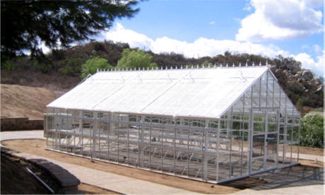 Commercial Glass Greenhouses,School Glass Greenhouses,Hobby Glass Greenhouses by Gothic Arch Greenhouses