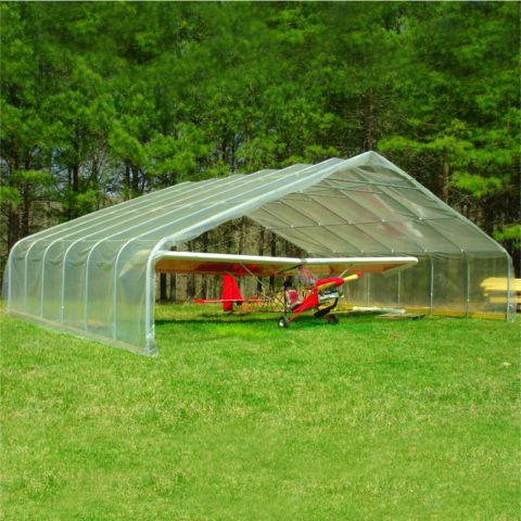 Gothic Cold Frame | Gothic Arch Greenhouses