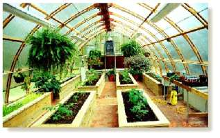 14 X 20 Gothic Arch Ventilation Package Greenhouses And