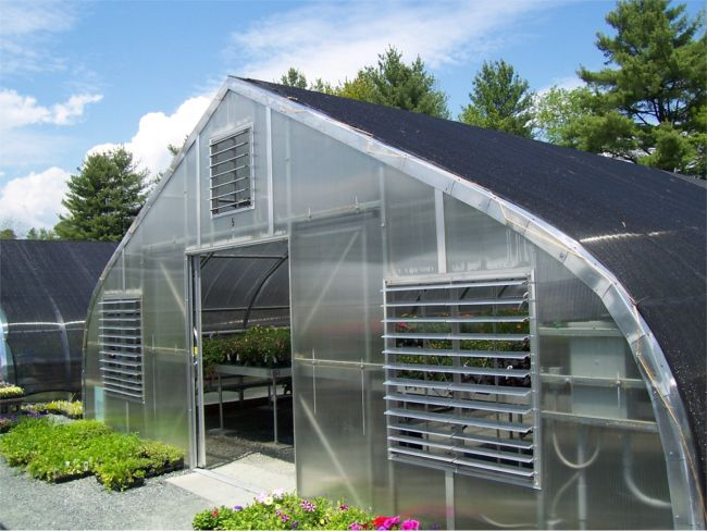 Gothic Arch North Greenhouse Greenhouses For Plans