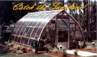 Gothic Arch Greenhouses for sale