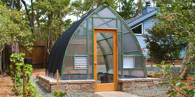 Greenhouses kits for everyone top quality greenhouse for Green home kits affordable